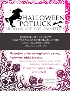HalloweenPotluckFlyer
